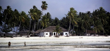 Guesthouse Jambiani auf Sansibar