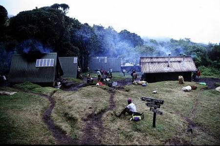 Mandara Hütten