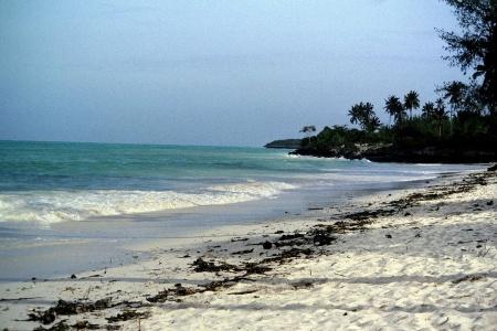 Jambiani - Traumstrand auf Sansibar